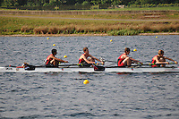 Wallingford Rowing Club Regatta 2011. Dorney..(J15A.4+).Great Marlow School (315)