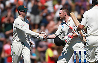 160220 International Test Cricket - NZ Black Caps v Australia