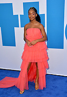 "LOS ANGELES, USA. April 08, 2019: Marsai Martin at the premiere of ""Little"" at the Regency Village Theatre.<br /> Picture: Paul Smith/Featureflash"