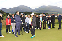 Emily Toy (ENG) winner of the Matchplay Final of the Women's Amateur Championship at Royal County Down Golf Club in Newcastle Co. Down on Saturday 15th June 2019.<br /> Picture:  Thos Caffrey / www.golffile.ie
