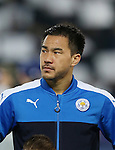 Leicester's Shinji Okazaki during the Champions League group B match at the King Power Stadium, Leicester. Picture date November 22nd, 2016 Pic David Klein/Sportimage