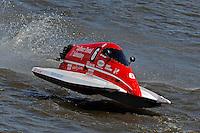 Bud Nollman (#6) SST-45 class.Bay City River Roar, Bay City,Michigan USA.26-2821 June, 2009..©F. Peirce Williams 2009 USA.F.Peirce Williams.photography.ref: RAW (.NEF) File Available