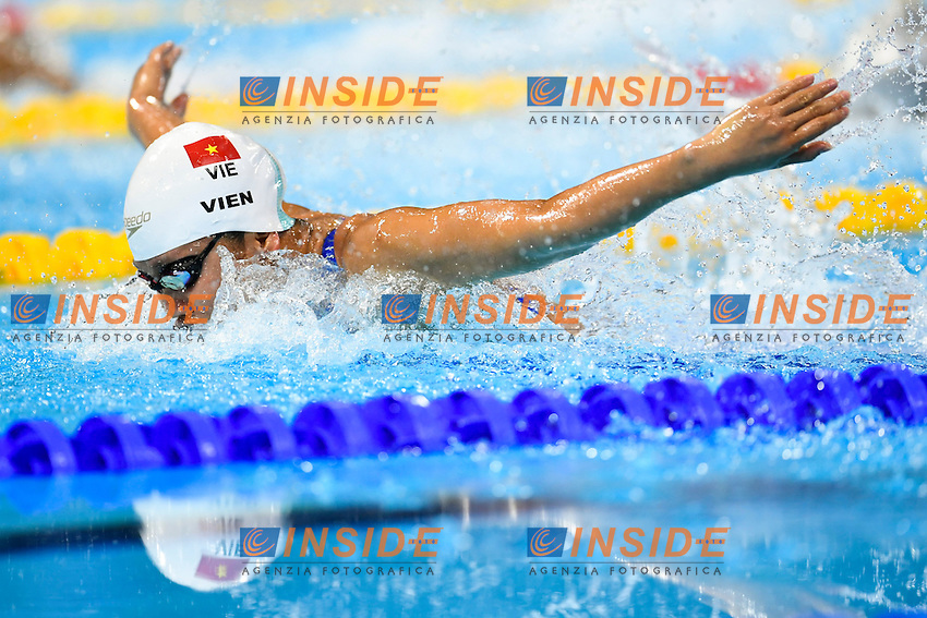 NGUYEN Anh Vien VIE<br /> Women's 400m Individual Medley<br /> 13th Fina World Swimming Championships 25m <br /> Windsor  Dec. 6th, 2016 - Day01<br /> WFCU Centre - Windsor Ontario Canada CAN <br /> 20161206 WFCU Centre - Windsor Ontario Canada CAN <br /> Photo &copy; Giorgio Scala/Deepbluemedia/Insidefoto