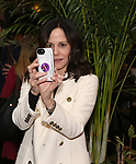 """Mary Louise Parker attends the After Party for the Second Stage Production of """"Days Of Rage"""" at Churrascaria Platforma on October 30, 2018 in New York City."""
