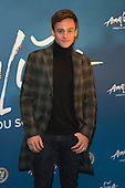 London, UK. 19 January 2016. Tom Daley. Celebrities arrive on the red carpet for the London premiere of Amaluna, the latest show of Cirque du Soleil, at the Royal Albert Hall.