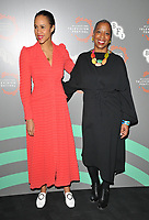 Zawe Ashton and Gaylene Gould at the &quot;My Life, On &amp; Off Screen&quot; BFI &amp; Radio Times Television Festival talk with Zawe Ashton, BFI Southbank, Belvedere Road, London, England, UK, on Sunday 14th April 2019.<br /> CAP/CAN<br /> &copy;CAN/Capital Pictures