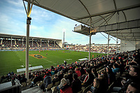 A general view of the Mitre 10 Cup and Ranfurly Shield rugby match between Canterbury and Otago at AMI Stadium in Christchurch, New Zealand on Sunday, 27 August 2017. Photo: Dave Lintott / lintottphoto.co.nz