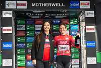 Picture by Allan McKenzie/SWpix.com - 15/05/2018 - Cycling - OVO Energy Tour Series Womens Race - Round 2:Motherwell - Nicola Juniper maintains her Eisberg Sprints leadership.