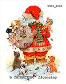 GIORDANO, CHRISTMAS SANTA, SNOWMAN, WEIHNACHTSMÄNNER, SCHNEEMÄNNER, PAPÁ NOEL, MUÑECOS DE NIEVE, paintings+++++,USGI2112,#X# stickers