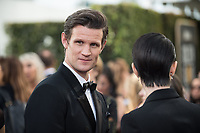 Actor Matt Smith attends the 75th Annual Golden Globes Awards at the Beverly Hilton in Beverly Hills, CA on Sunday, January 7, 2018.<br /> *Editorial Use Only*<br /> CAP/PLF/HFPA<br /> &copy;HFPA/PLF/Capital Pictures