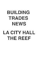 Building Trades News The Reef