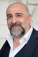 Omid Djalili arriving for the &quot;Mama Mia! Here We Go Again&quot; world premiere at the Eventim Apollo, Hammersmith, London, UK. <br /> 16 July  2018<br /> Picture: Steve Vas/Featureflash/SilverHub 0208 004 5359 sales@silverhubmedia.com