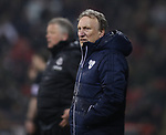 Neil Warnock manager of Cardiff City during the Championship match at Bramall Lane Stadium, Sheffield. Picture date 02nd April, 2018. Picture credit should read: Simon Bellis/Sportimage