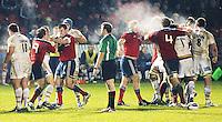 141205 Munster A v Worcester Warriors