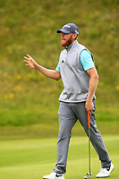 Sebastian Soderberg (SWE) during the 3rd round of the Dubai Duty Free Irish Open, Lahinch Golf Club, Lahinch, Co. Clare, Ireland. 06/07/2019<br /> Picture: Golffile | Thos Caffrey<br /> <br /> <br /> All photo usage must carry mandatory copyright credit (© Golffile | Thos Caffrey)