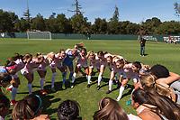 Stanford Soccer W vs Arizona State, October 1, 2017
