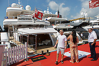 Cannes Yachting Festival, Cannes, France, 6 September 2016