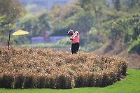 Joost Luiten (NED) in action on the 10th during Round 3 of the Hero Indian Open at the DLF Golf and Country Club on Saturday 10th March 2018.<br /> Picture:  Thos Caffrey / www.golffile.ie<br /> <br /> All photo usage must carry mandatory copyright credit (&copy; Golffile | Thos Caffrey)