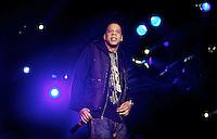 Roskilde, 20080706. Roskildefestivalen, dag 4. Jay-Z.  Foto: Eirik Helland Urke / Dagbladet