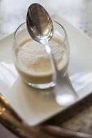 Europe/France/Midi-Pyrénées/32/Gers/Castéra-Verduzan: Soupe de haricots et jambon, recette de  Bernard Ramouneda, restaurant: Le Florida