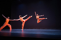 Memphis Ballet performs &quot;Confluence&quot;, choreographed by Stephen McMahon - Lyceum Series at Lee Hall's Bettersworth Auditorium.<br />  (photo by Megan Bean / &copy; Mississippi State University)