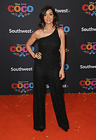08 November 2017 - Hollywood, California - Courtney Laine Mazza. Disney Pixar's &quot;Coco&quot; Los Angeles Premiere held at El Capitan Theater. <br /> CAP/ADM/FS<br /> &copy;FS/ADM/Capital Pictures