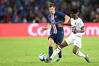 12 THOMAS MEUNIER (PSG)<br /> Shenzen <br /> 03/08/2019 Football Supercoppa di Francia 2019/2020 <br /> PSG Paris Saint Germain - Rennes <br /> Foto Philippe LECOEUR / Panoramic/insidefoto <br /> ITALY ONLY