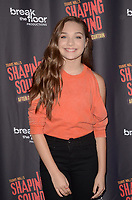 """LOS ANGELES - JUN 27:  Maddie Ziegler at the """"Shaping Sound: After the Curtain"""" Opening Night at the Royce Hall, UCLA on June 27, 2017 in Westwood, CA"""