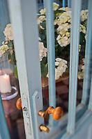 Europe/France/Aquitaine/33/Gironde/Bassin d'Arcachon/ Le Cap Ferret : Maison du Bassin, Hôtel-Restaurant de Charme, détail décoration