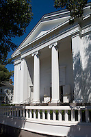 Athenaeum, Greek Revival, library, Nantucket, MA
