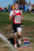 Garrett Reynolds of Woodland earned the final All-State spot in Class 2 with his 25th place finish in 17:27.