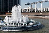 Platz der Unabh&auml;ngigkeit (Mustaqillik Maydoni), Taschkent, Usbekistan, Asien<br /> square of independence (Mustaqillik Maydoni), Tashkent, Uzbekistan, Asia