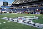 Jan 26, 2020; Orlando,Florida, USA; Teams play for the 2020 NFL Flag Football Championship preceding the Pro Bowl at Camping World Stadium in Orlando, Florida. Mandatory Credit: Jim Dedmon-Reining Champs