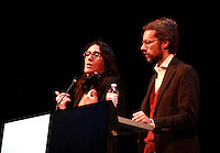 Confronto tra i candidati Sindaco per Napoli<br /> Valeria Valente con Raffaele di Monda