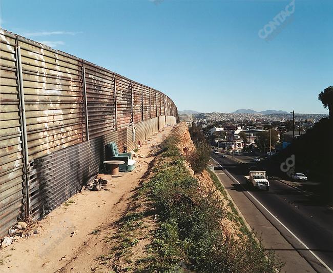 Lazyboy, Tijuana, Mexico, December 2004