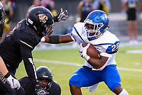 CONWAY VS BENTONVILLE  - Jamaal Bethune of Conway runs the ball against Bentonville at Tiger Stadium, Bentonville, AR, on Friday September 6. 2019,   Special to NWA Democrat-Gazette/ David Beach