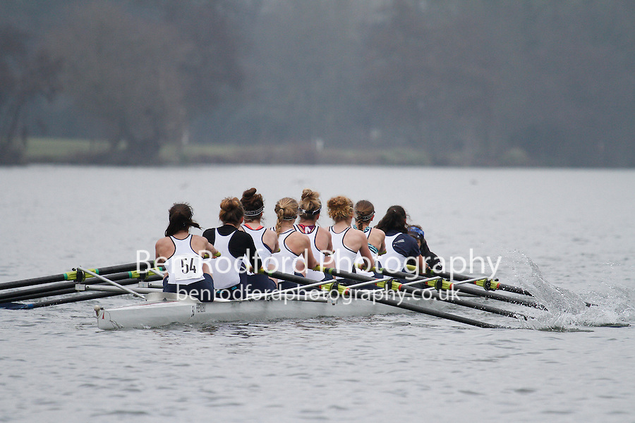Crew: 54 - Henley RC  - W.J18A.8+ <br /> <br /> Henley Fours &amp; Eights Head 2017<br /> <br /> To purchase this photo, or to see pricing information for Prints and Downloads, click the blue 'Add to Cart' button at the top-right of the page.