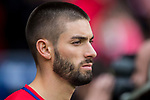 Yannick Ferreira Carrasco of Atletico de Madrid looks on prior to the La Liga 2017-18 match between Atletico de Madrid and Girona FC at Wanda Metropolitano on 20 January 2018 in Madrid, Spain. Photo by Diego Gonzalez / Power Sport Images