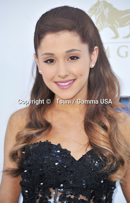 Ariana Grande  at the Billboard Music Aw. 2013 at the MGM Grand In Las Vegas.