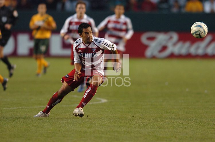 Carlos Ruiz, L.A. Galaxy vs FC Dallas, L.A. won 2-0.