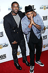 A$AP Ferg and TJ Mizell  at WE TV's Growing Up Hip Hop Premiere Party Held at Haus