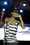 Wiz Khalifa and Guests Performs at Central Park Summer Stage