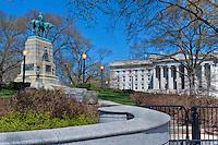 McPherson Square, District of Columbia; Memorial Parks; Nation's Capital, Washington DC,