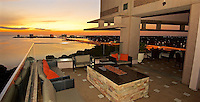 RD- Armani's Restaurant at Grand Hyatt - Patio & Views of Rocky Point at Sunset, Tampa FL 9 1