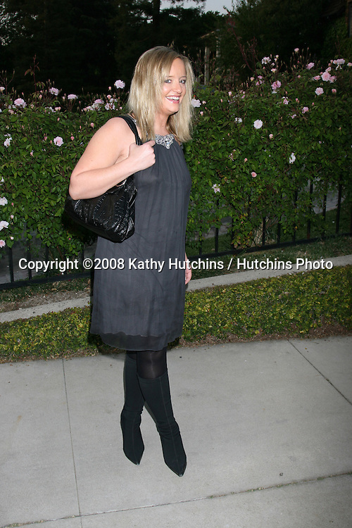 Lucy Davis.BritWeek  2008.British Counsul General's Residence.Los Angeles, CA.April 24, 2008.©2008 Kathy Hutchins / Hutchins Photo
