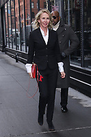 NEW YORK, NY - JANUARY 11: Trudie Styler  arrives at BUILD SERIES on January 11, 2018 in New York City. <br /> CAP/MPI99<br /> &copy;MPI99/Capital Pictures