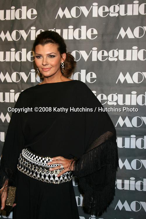 Ali Landry.Movieguide Faith & Value Awards 2008.Beverly Hilton Hotel.Beverly Hills, CA.February 12, 2008.©2008 Kathy Hutchins / Hutchins Photo....