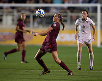 Shannon Mayrose. Florida State defeated Virginia Tech, 3-2,  at the NCAA Women's College Cup semifinals at WakeMed Soccer Park in Cary, NC.