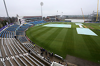 General view during Yorkshire CCC vs Essex CCC, Specsavers County Championship Division 1 Cricket at Emerald Headingley Cricket Ground on 13th April 2018