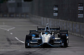 Verizon IndyCar Series<br /> Chevrolet Detroit Grand Prix Race 2<br /> Raceway at Belle Isle Park, Detroit, MI USA<br /> Sunday 4 June 2017<br /> Max Chilton, Chip Ganassi Racing Teams Honda<br /> World Copyright: Phillip Abbott<br /> LAT Images
